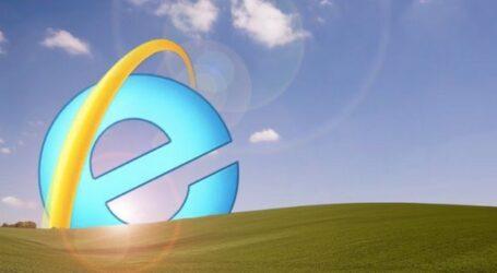 H ημερομηνία λήξης του προγράμματος Internet Explorer – Τι ανακοίνωσε η Microsoft