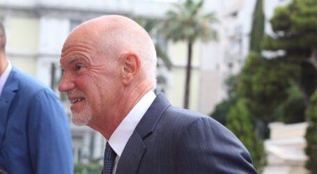Παπανδρέου: Διαψεύδει κατηγορηματικά τα περί αιτήματος ΣΥΡΙΖΑ για ένταξη στην Σοσιαλιστική Διεθνή