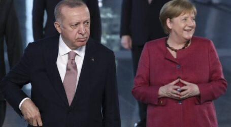 Σύνοδος Κορυφής: Η Μέρκελ «βάζει πλάτη» στον Ερντογάν