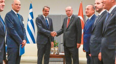 Τετ-α-τετ Μητσοτάκη – Ερντογάν στις Βρυξέλλες – Πού στοχεύει η Αθήνα