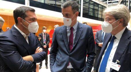 Τσίπρας – Ευρωσοσιαλιστές: Το φλερτ έγινε… μόνιμη σχέση